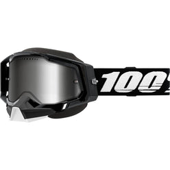 100% Racecraft 2 Adult Snow Goggles