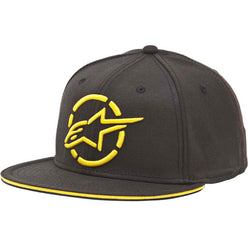 Alpinestars Pinned Custom Men's Snapback Adjustable Hats (BRAND NEW)