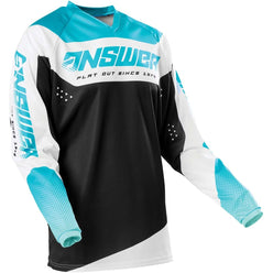 Answer Racing A21 Syncron Charge LS Youth Off-Road Jerseys (NEW)