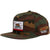Billabong Native Camo Youth Boys Adjustable Hats (USED LIKE NEW / LAST CALL SALE)