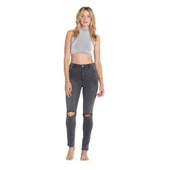 Billabong Bestie Women's Denim Pants (USED LIKE NEW / LAST CALL SALE)