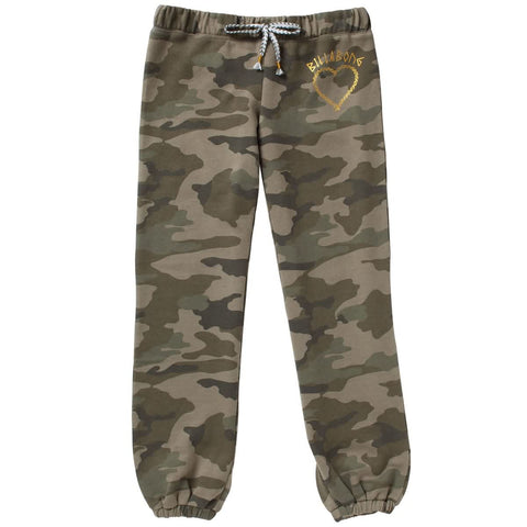 Billabong No Bad Thoughts Youth Girls Sweatpant Pants