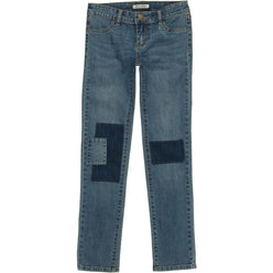 Billabong Patch Play Youth Girls Denim Pants