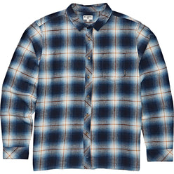Billabong Coastline Men's Button Up Long-Sleeve Shirts