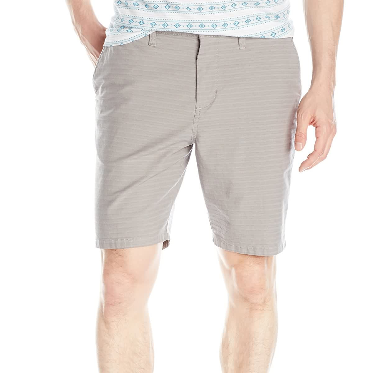 Billabong New Order Yarn Dye Men's Walkshort Shorts-M221JNEY