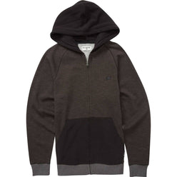 Billabong Balance Youth Boys Hoody Zip Sweatshirts (Used Like New / Last Call Sale)