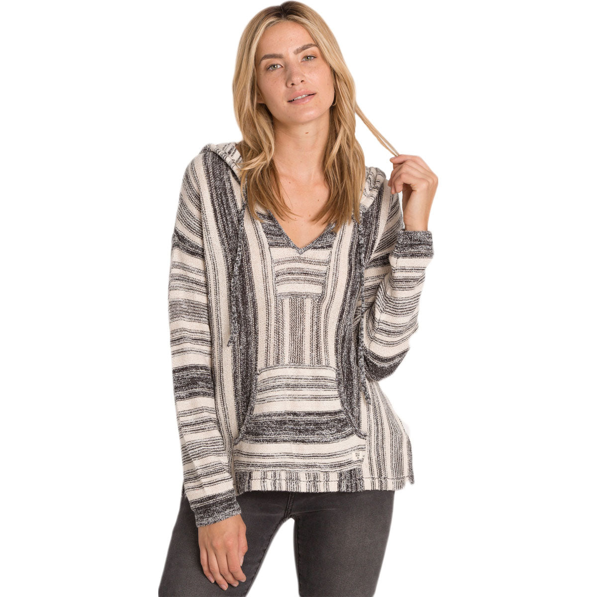 Billabong Women's Bonfire Beach Baja Hoody-JV19HBON-BLW