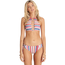 Billabong Baja Babe High Neck Women's Top Swimwear