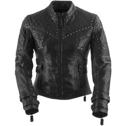 Black Brand Brazillian Wax Women's Cruiser Jackets