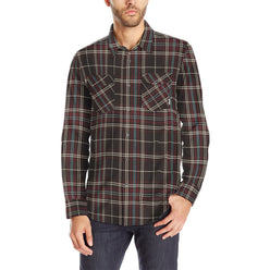 Element Hawkins Woven Men's Button Up Long-Sleeve Shirts