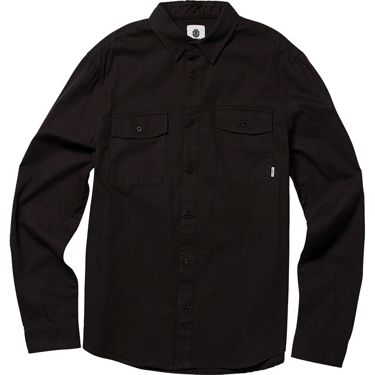 Element Houston Men's Button Up Long-Sleeve Shirts-M514GHOU
