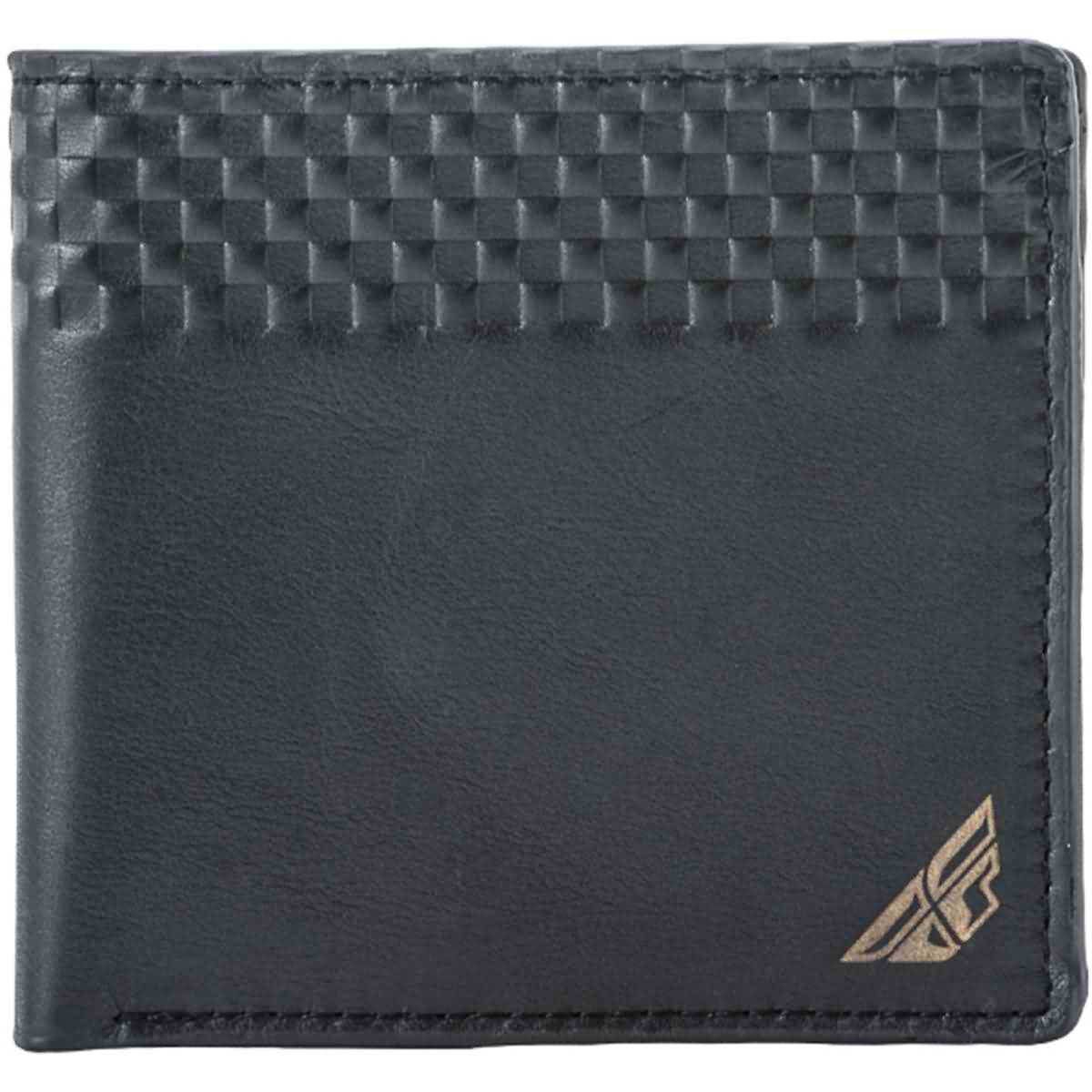 Fly Racing Leather Men's Wallets-360