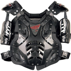 Fly Racing Convertible II Roost Guard Adult Off-Road Body Armor (NEW)