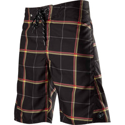 Fox Racing Lloyd Plaid Men's Boardshort Shorts (BRAND NEW)