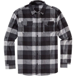 Icon Feller Flannel Men's Button Up Long-Sleeve Shirts