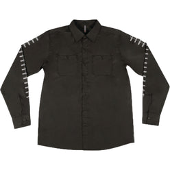 Independent Labor Men's Button Up Long-Sleeve Shirts