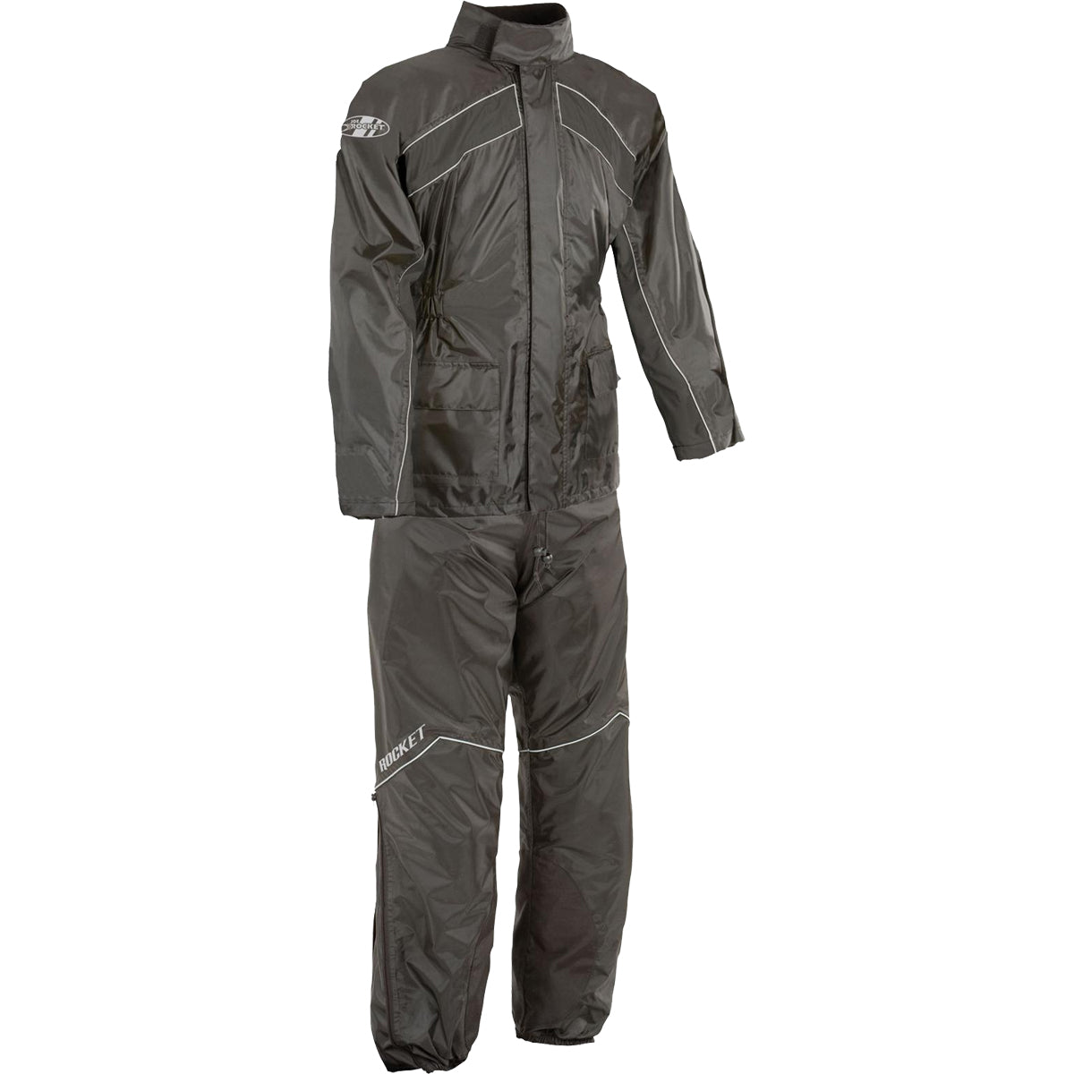 Joe Rocket RS-2 Two-Piece Men's Street Rain Suits-1010