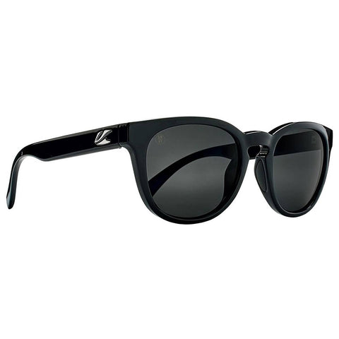 Kaenon Strand Adult Lifestyle Polarized Sunglasses - Modern / Black / G12 Grey