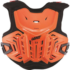 Leatt 2.5 Chest Protector Youth Off-Road Body Armor (Used Like New / Last Call Sale)