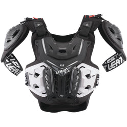 Leatt 4.5 Pro Chest Protector  Adult Off-Road Body Armor
