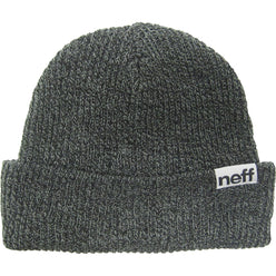 Neff Fold Heather Men's Beanie Hats (USED LIKE NEW / LAST CALL SALE)