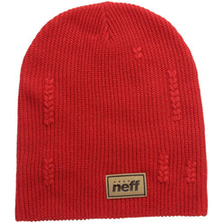 Neff Scratch Men's Beanie Hats (USED LIKE NEW / LAST CALL SALE)