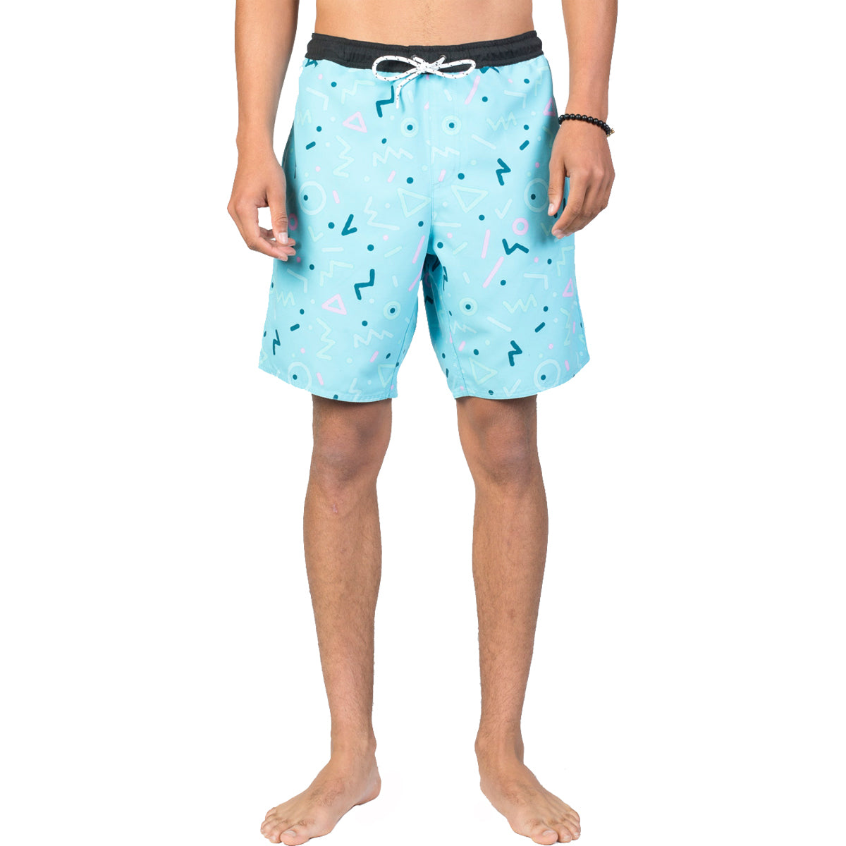 Neff Gnar Hts Men's Boardshort Shorts - Blue