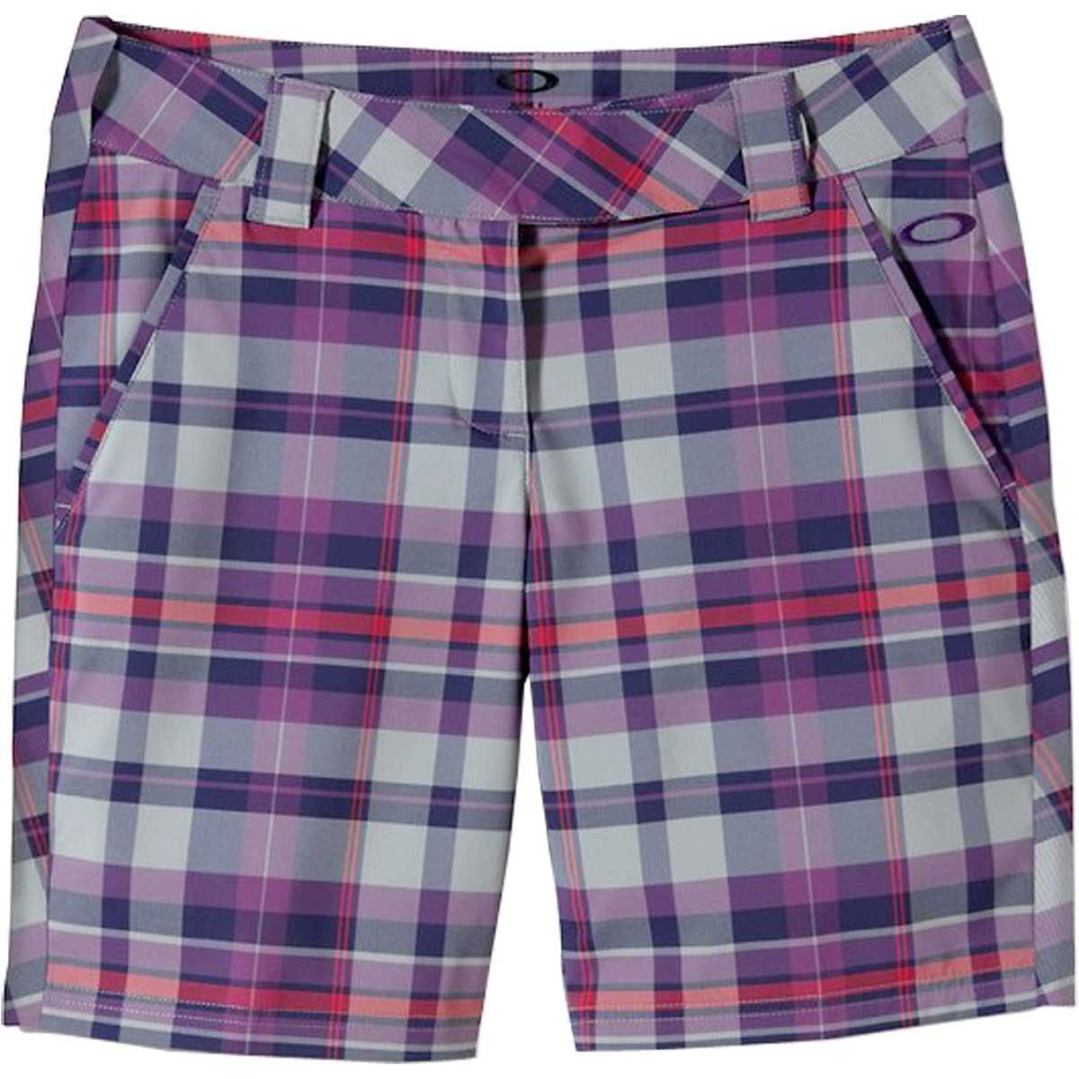 Oakley Back Nine Printed Women's Shorts-541222P