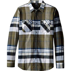 Oakley Frontier Woven Men's Button Up Long-Sleeve Shirts