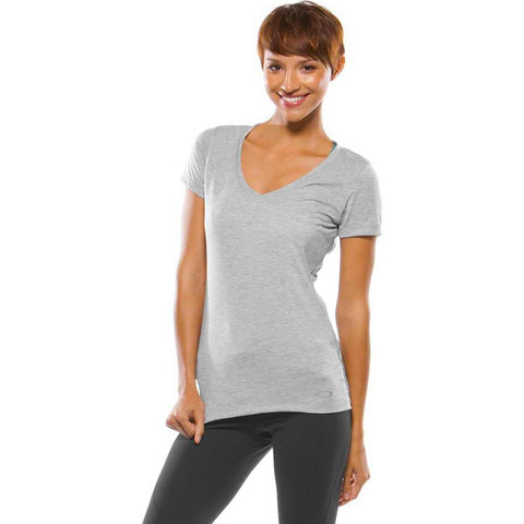 Oakley Stability V-Neck Women's Short-Sleeve Shirts