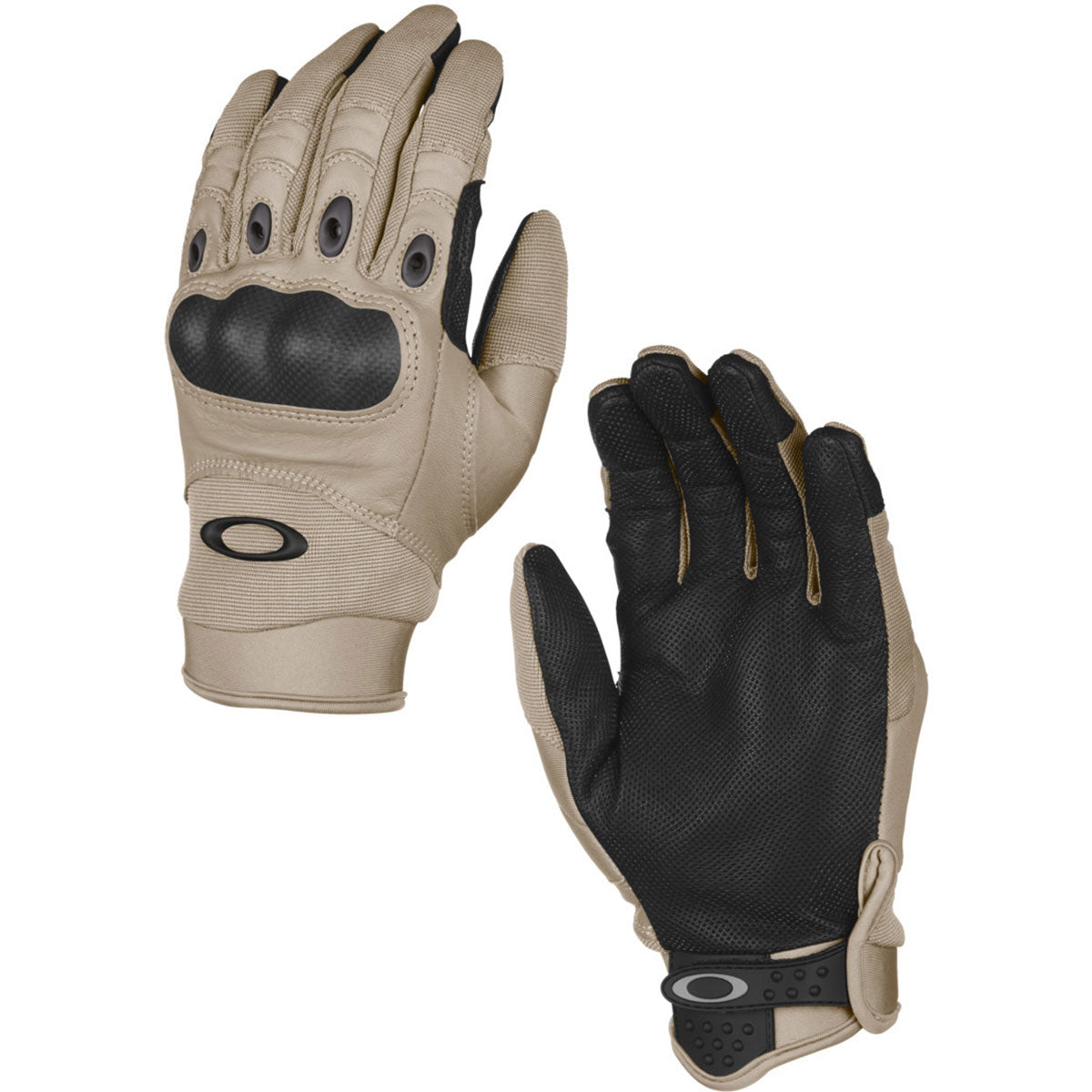 Oakley Factory Pilot Men's MTB Gloves - New Khaki