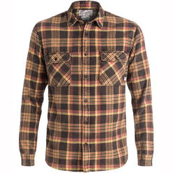 Quiksilver Best Tang Men's Button Up Long-Sleeve Shirts (BRAND NEW)