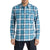 Quiksilver Waterman Penninsula Men's Button Up Long-Sleeve Shirts