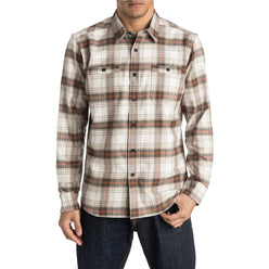 Quiksilver Waterman Penninsula Men's Button Up Long-Sleeve Shirts (BRAND NEW)