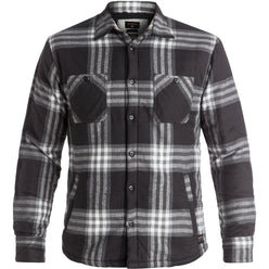 Quiksilver The Game Play Men's Button Up Long-Sleeve Shirts (BRAND NEW)