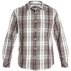 Quiksilver Viking Men's Button Up Long-Sleeve Shirts