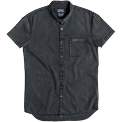Quiksilver Eden Found Men's Button Up Short-Sleeve Shirts (BRAND NEW)