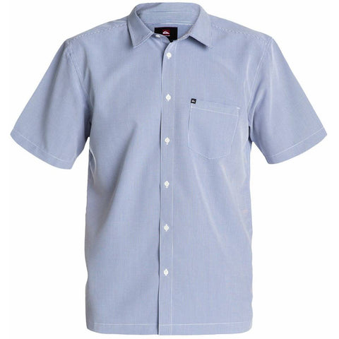 Quiksilver Goff Cove Men's Button Up Short-Sleeve Shirts