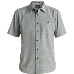 Quiksilver Waterman Half Hitch Men's Button Up Short-Sleeve Shirts (BRAND NEW)