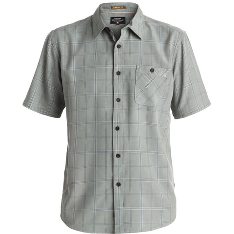 Quiksilver Half Hitch Men's Button Up Short-Sleeve Shirts
