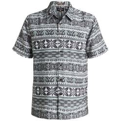 Quiksilver Waterman Lono Men's Button Up Short-Sleeve Shirts