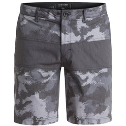 Quiksilver The Panel Amphibian 19 Men's Walkshort Shorts (USED LIKE NEW / LAST CALL SALE)