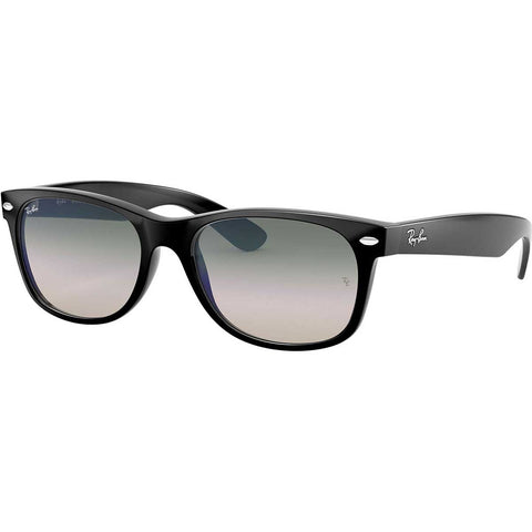 Ray-Ban New Wayfarer Flash Gradient Adult Lifestyle Sunglasses Like New-0RB2132