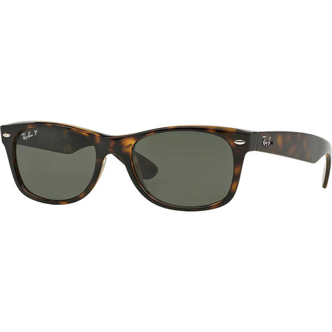 Ray-Ban New Wayfarer Classic Adult Lifestyle Polarized Sunglasses-0RB2132