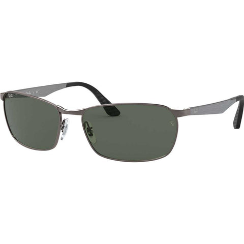 Ray-Ban RB3534 Men's Lifestyle Sunglasses-0RB3534