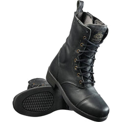 Roland Sands Design Cajon Men's Cruiser Boots (USED LIKE NEW / LAST CALL SALE)