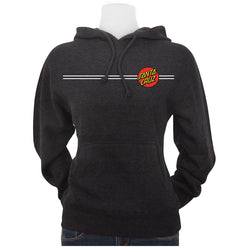 Santa Cruz Classic Dot Women's Hoody Pullover Sweatshirts (USED LIKE NEW / LAST CALL SALE)