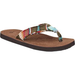 Sanuk Fraid Not Flip Flops Men's Sandal Footwear (NEW - LAST CALL)