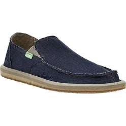 Sanuk Vegabond Hemp Jute Sidewalk Surfers Men's Shoes Footwear (NEW - LAST CALL)