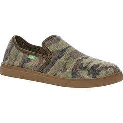 Sanuk Vegabond slip-On Sneaker Camo Men's Shoes Footwear (NEW - LAST CALL)